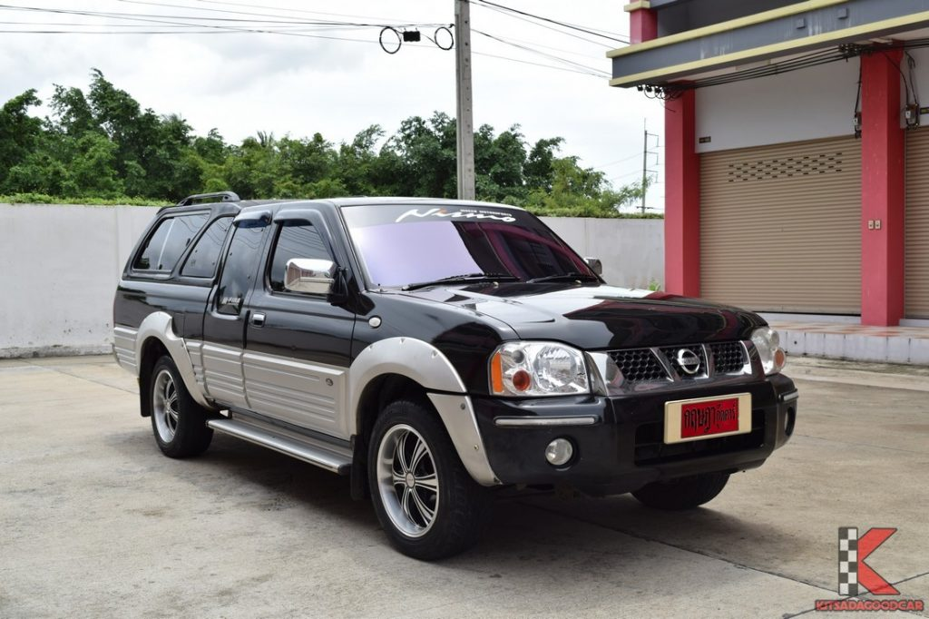 Nissan Frontier มือสอง